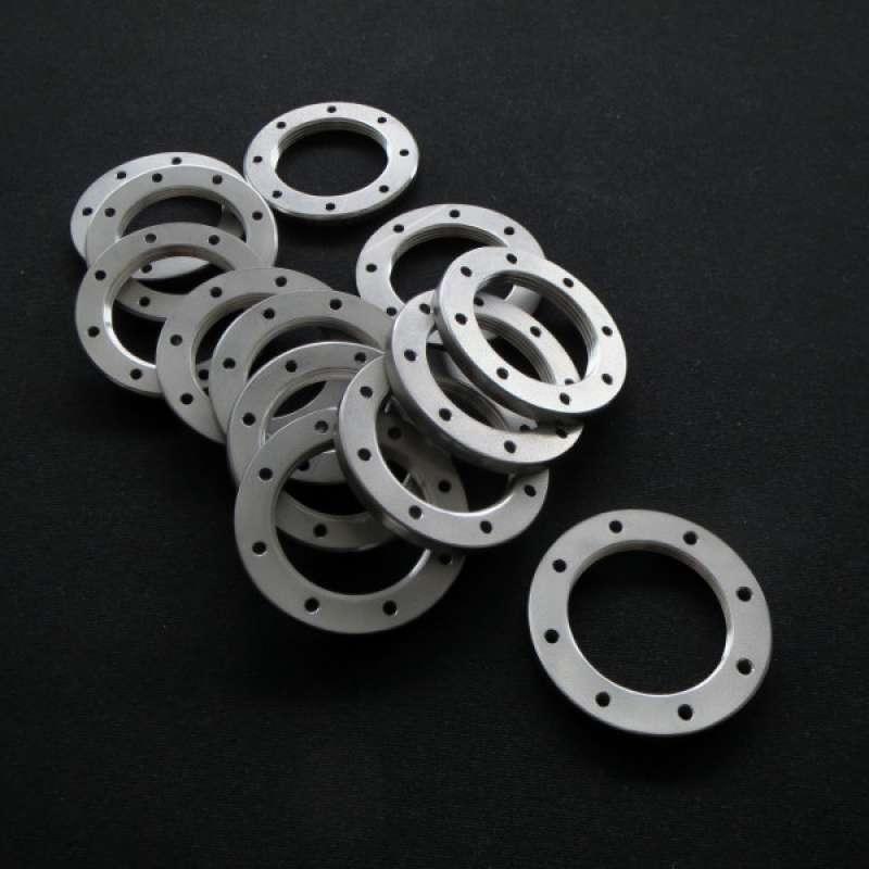 Metallverarbeitung Mit CNC Fräs- Und Drehtechnik Nach CAD